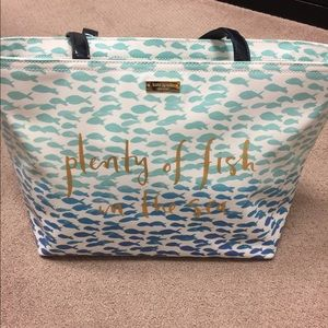 Kate Spade 'Splash Out Francis' Tote Bag